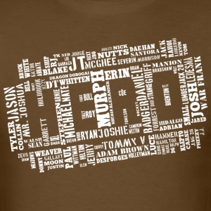 CrossFit Hero WOD White T-Shirts - Men's T-Shirt