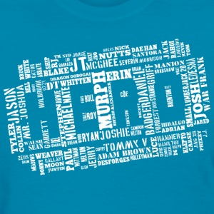 CrossFit Hero WOD White Women's T-Shirts - Women's T-Shirt