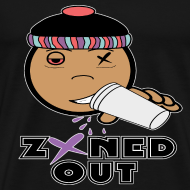 Design ~ zoned out T shirt