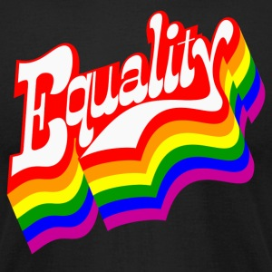 EQUALITY - Men's T-Shirt by American Apparel