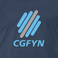 Design ~ CGFYN Men's Shirt