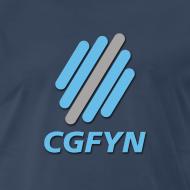 Design ~ CGFYN Men's Shirt