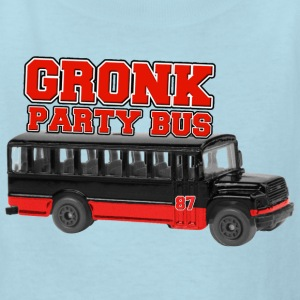 Rob Gronkowski Gronk Party Bus Kids' Shirts - Kids' T-Shirt