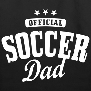 soccer dad Bags & backpacks - Eco-Friendly Cotton Tote