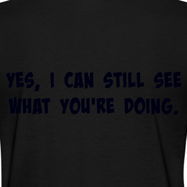 Still See You (Printed on Back)