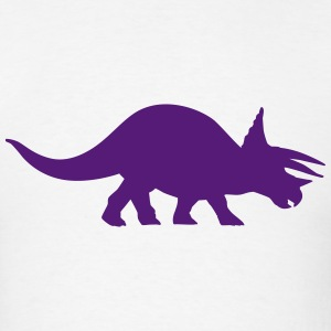 Triceratops T-Shirts - Men's T-Shirt