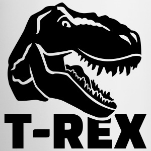 T-Rex Mugs & Drinkware - Coffee/Tea Mug