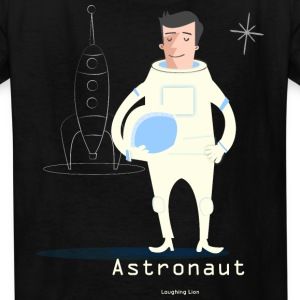 Astronaut Kid's T - Kids' T-Shirt