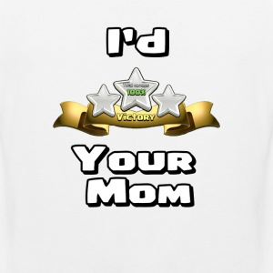 Clash of Clans Three Star Your Mom - Men's Premium Tank