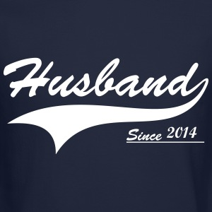 Husband Since ___________ Long Sleeve Shirts - Crewneck Sweatshirt