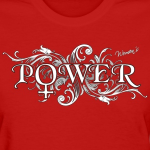 Women Power Women's T-Shirts - Women's T-Shirt
