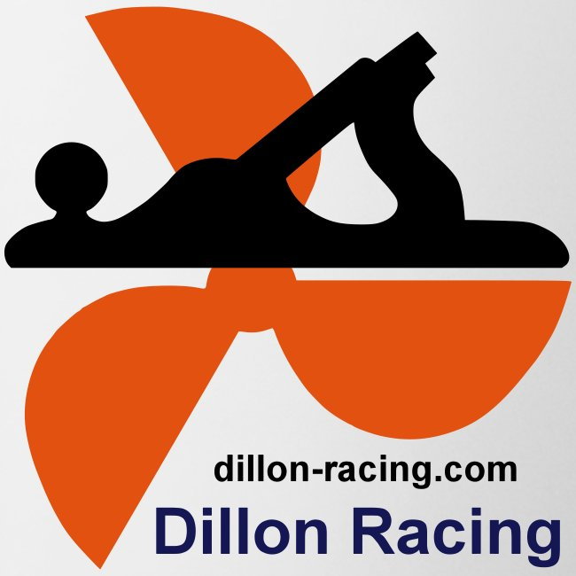 Dillon Racing Logo Mug