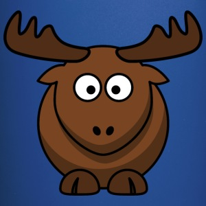 Cartoon Elk - Full Color Mug