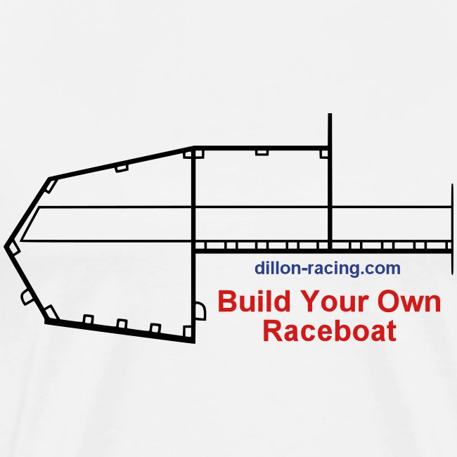 Build Your Own Raceboat Tee