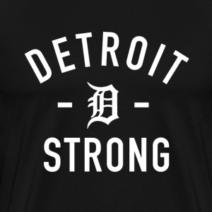 Detroit Strong - Men's Premium T-Shirt