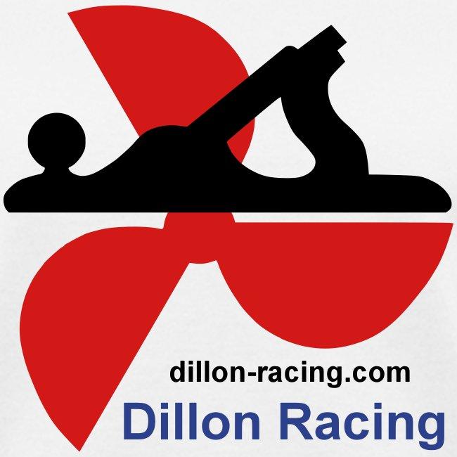 Dillon Racing Logo Lady's Tee
