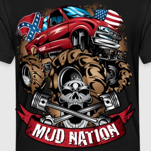 Mud Truck Cartoon Nation Baby & Toddler Shirts - Toddler Premium T-Shirt