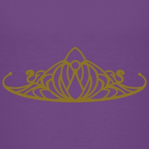 An ornament in the style of a Tiara Baby & Toddler Shirts - Toddler Premium T-Shirt