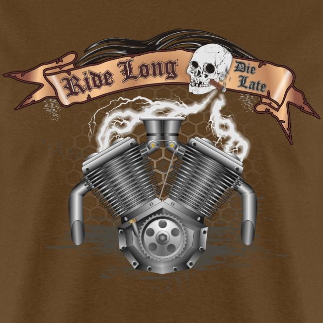 Motorcycle Bike Engine