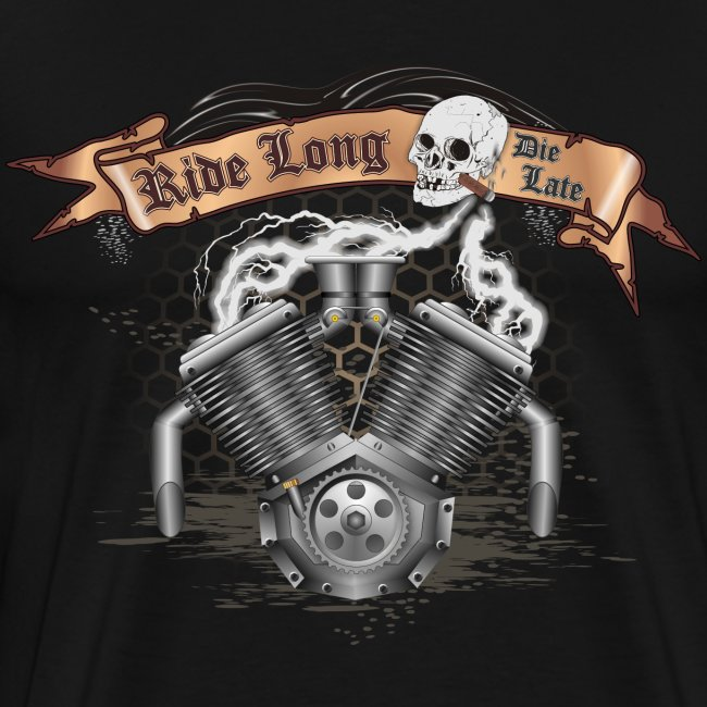 Motorcycle Bike Engine