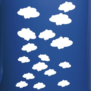 Sky With Clouds - Full Color Mug