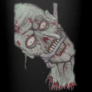 zombie swinging rope - Full Color Mug