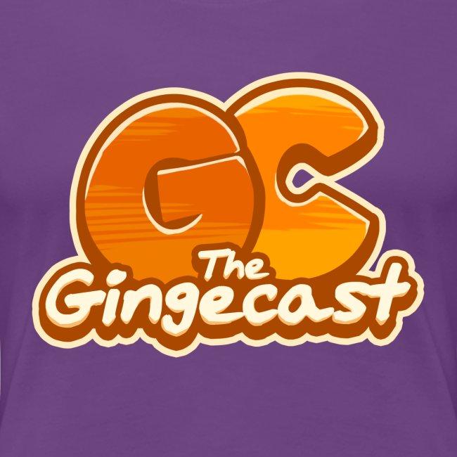 Women's Gingecast 2015 Logo T-Shirt