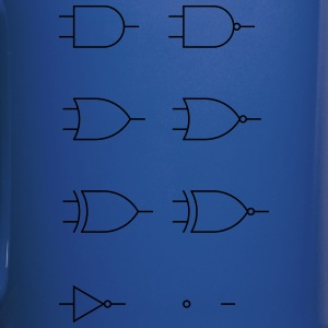 Digital Logic Gates - Full Color Mug
