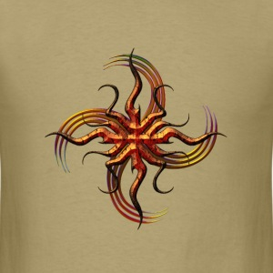 Tribalswirl T-Shirts - Men's T-Shirt