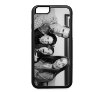 Design ~ Family Portrait iPhone 6 Case