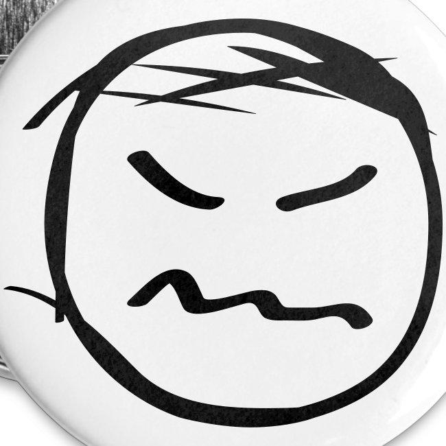 K-Rock Face Button