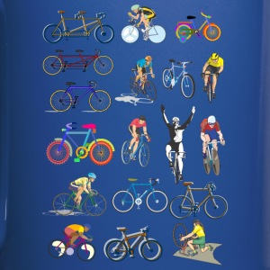 Bicycles - Full Color Mug