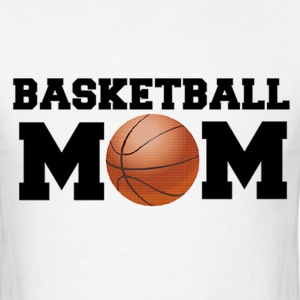 Basketball Mom T-Shirts - Men's T-Shirt