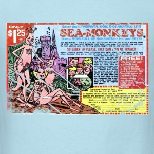 Vintage Seamonkeys - Men's T-Shirt