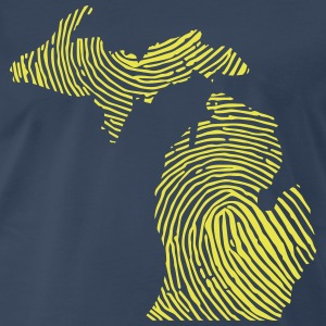 UM Michigan ID - Men's Premium T-Shirt