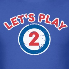 Let's Play 2 T-Shirts