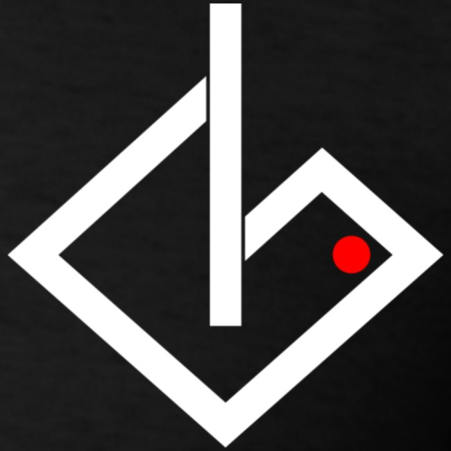 Always On - White/Red Logo
