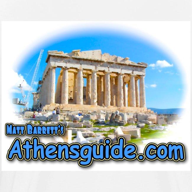 Athensguide Parthenon (men)