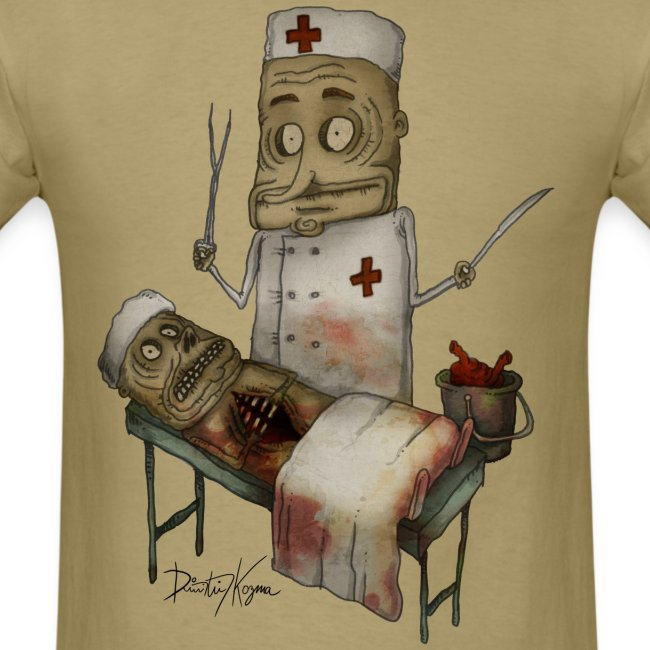 E.R. The Doctor