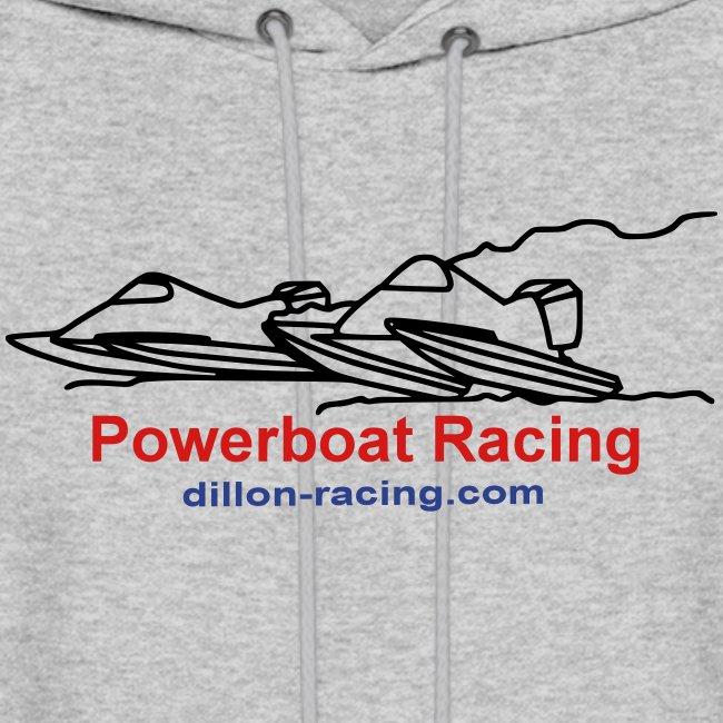 Powerboat Racing Hoodie