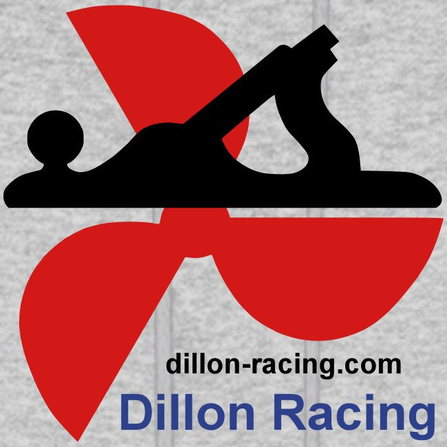 Dillon Racing Logo Hoodie