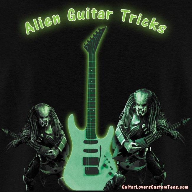 Alien Guitar Tricks