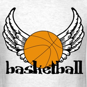 Basketball Wings T-Shirts - Men's T-Shirt