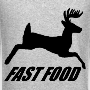 Whitetail Fast Food - Crewneck Sweatshirt