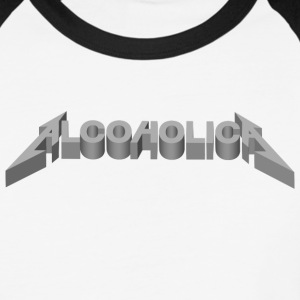 Alcoholica - Shirt - Baseball T-Shirt