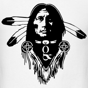 Canada first nation Indian - Men's T-Shirt