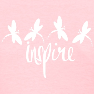 Be inspired - Women's T-Shirt