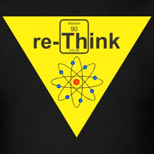 re-Think b m - Men's T-Shirt