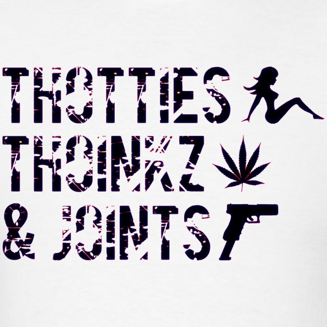 Thotties Thoinkz & Joints™ Tee
