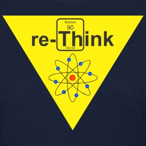re-Think b f - Women's T-Shirt